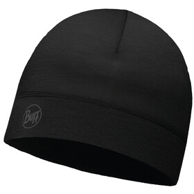 Buff ThermoNet Cappello, solid black
